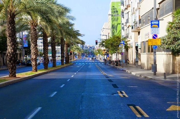 Праздник Йом-Киппур или день без машин в Израиле