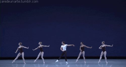 The Four Temperaments (1946), NYCB