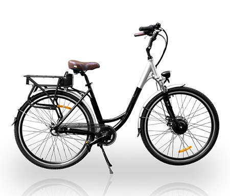The Amego Glide - cruising with some electric power behind your back!