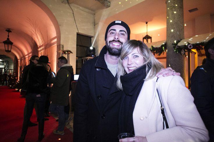 Borsalino guests.