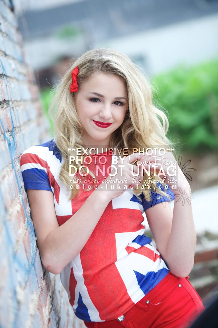 pics of chloe from dance moms