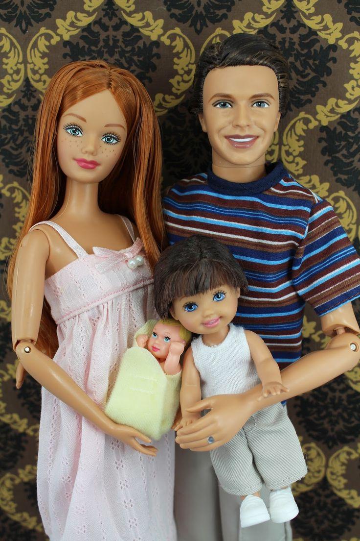 семья кукол картинки том