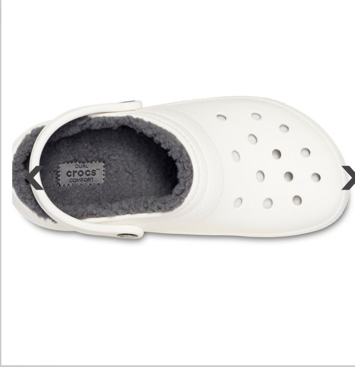 Fuzzy crocs, Cute shoes for teens, Hype