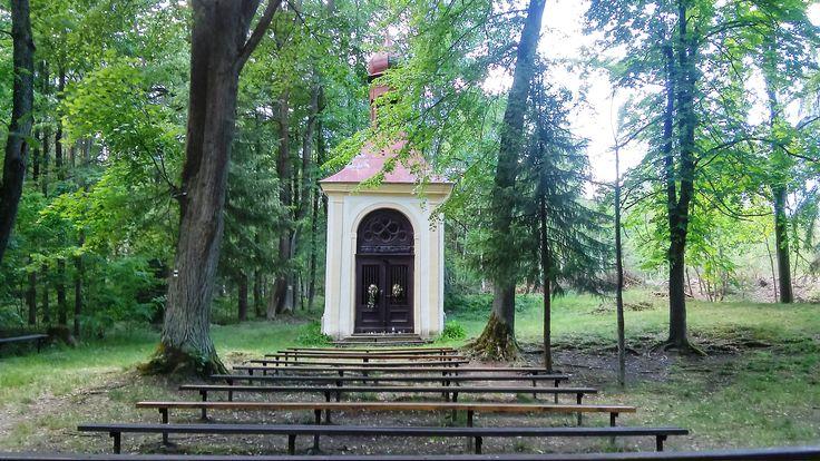 Dunajovská hora poutní místo