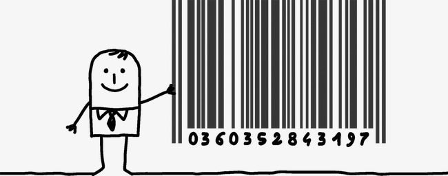 Creative Barcode Png And Vector Creative Vector Graphic Resources
