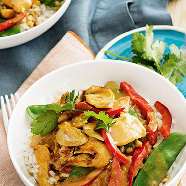 This Stir Fry Chicken Satay by hermie is pure satay-faction!