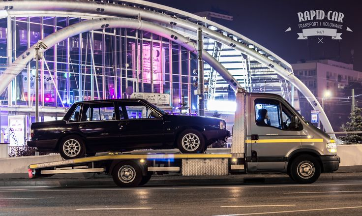 Pomoc Drogowa Katowice http://rapidcar.eu  Czasem nawet niezawodne i trwałe Volvo 740 potrzebuje chwili relaksu...