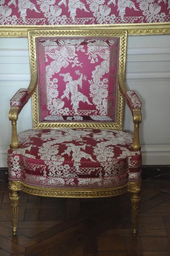 32 best pt3 chambre louis xvi images on pinterest for Chambre louis xvi