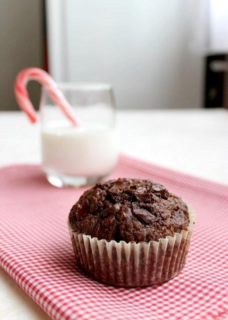 Muffin al Cioccolato con Nutella LEGGI LA RICETTA http://www.dolciricette.org/2013/04/muffin-al-cioccolato-con-nutella.html