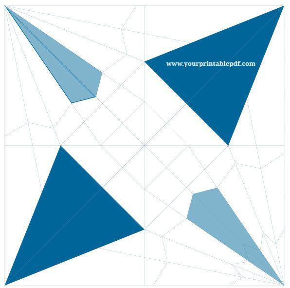 Printable PDF Origami Crane Origami Crane, Origami, Kids