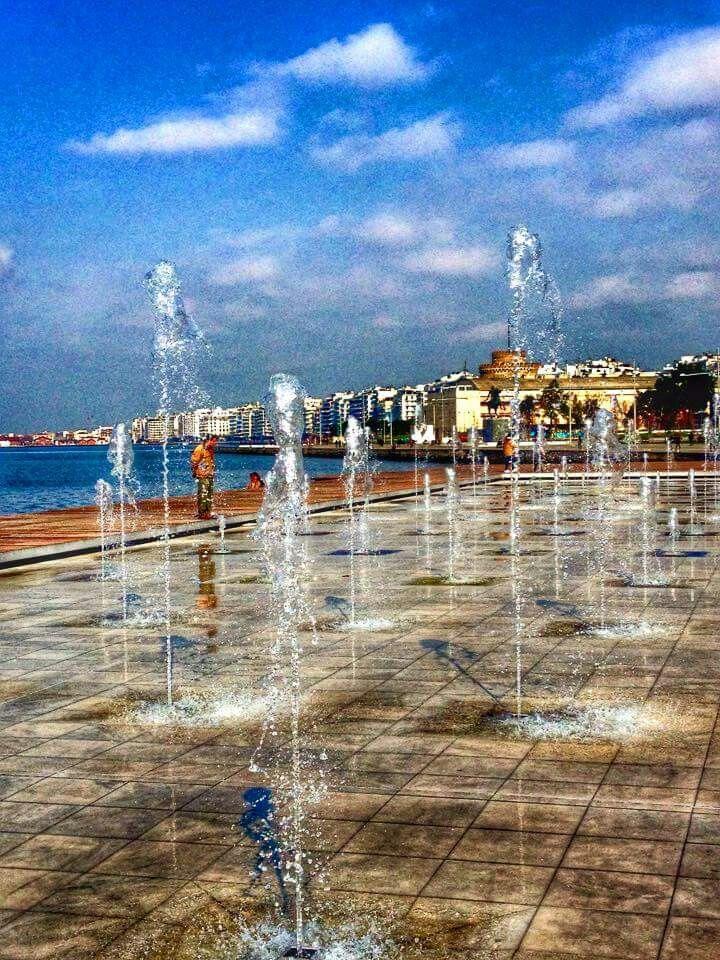 Salonica...