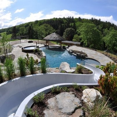 47 best Awesome WaterSlides images on Pinterest | Backyard ...