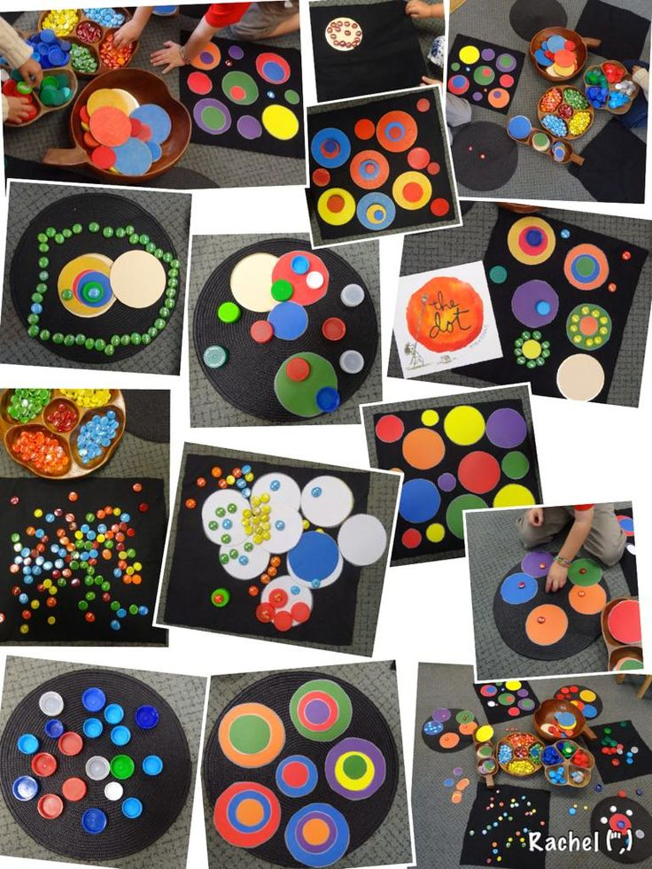 Fun with 'The Dot' ... from @hilarywhite3 http://stimulatinglearning.co.uk/2014/09/dots-spots-circles/ … … #dotday pic.twitter.com/Oxmrz1N9dK
