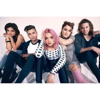 Billboard Hot 100 - Letras de Músicas - Sanderlei: Guys My Age - Hey Violet