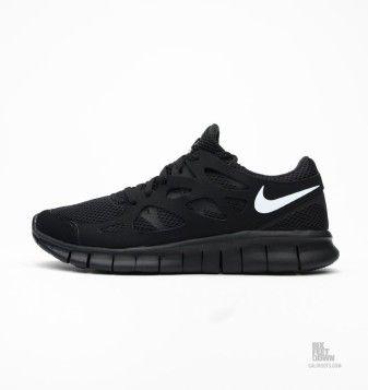 Nike Free Run 2 Triple Mème Acheter Noir
