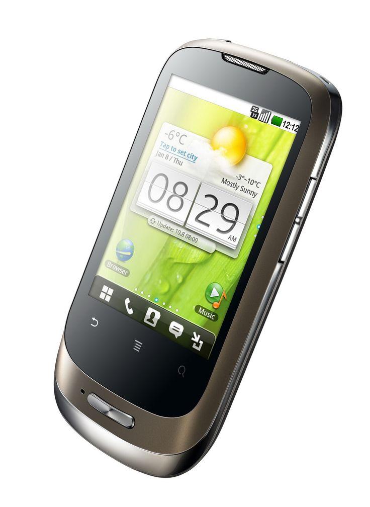 Huawei U8180 IDEOS X1 (2011)