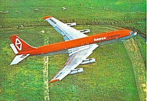 Avianca Columbia 707 HK-1410