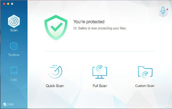 A much improved Dr Safety scans your Apple Mac for malware. When I first looked at Dr. Safety, a security app from Trend Micro, it had some irritations and was disappointing. However, it has been  improved and it now much better. It is worth another look.