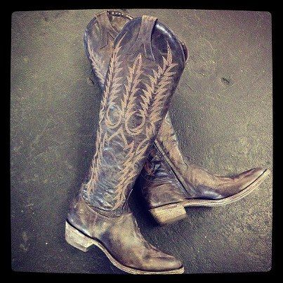 "Old Gringo ""Mayra"" 18"" tall Leather Cowgirl boot ~ Handmade by Old Gringo 