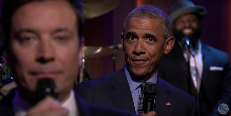 President Obama Talks 2016 Election And 'Slow Jams' On 'Fallon'