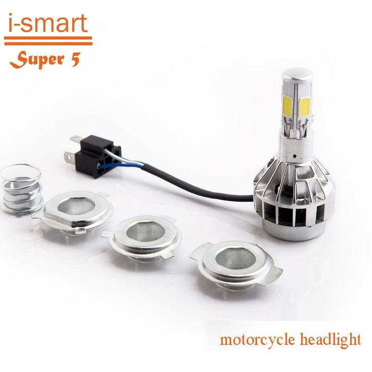 LED motorcycle headlight H4 motorbike light BA20D flasher motos fog lights for ktm exc cafe racer harley motorcycle accessories -  http://mixre.com/led-motorcycle-headlight-h4-motorbike-light-ba20d-flasher-motos-fog-lights-for-ktm-exc-cafe-racer-harley-motorcycle-accessories/  #Lighting