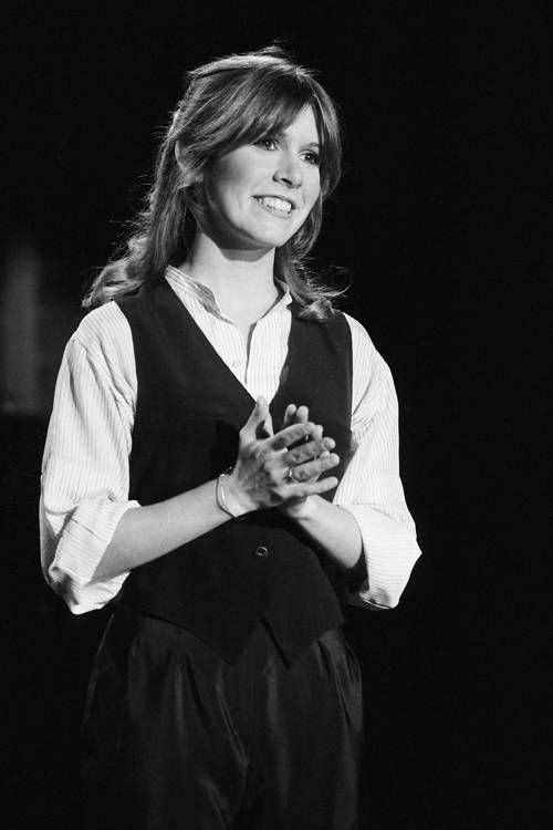 We have proof that Carrie Fisher in the '70s might be the best version of the actress. With news of Fisher's death, after her heart…