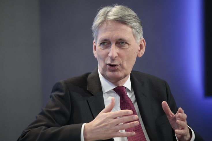 Philip Hammond Refuses To Back Down In Face Of Tory Brexiteer Anger