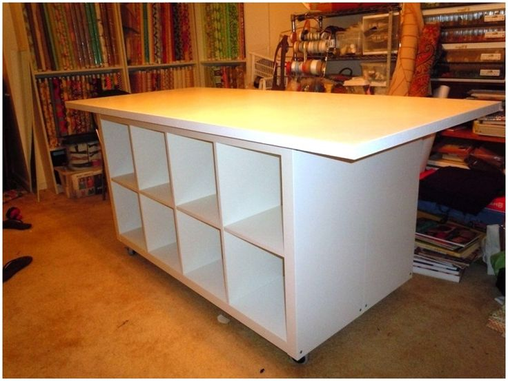 1000 Ideas About Sewing Cutting Tables On Pinterest Cutting Tables Working Tables And