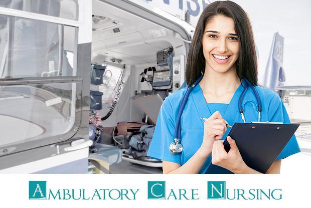 Registered nurses in ambulatory care setting