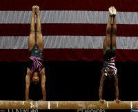 2014 P&G Championships - Women   P&G Gymnastics Championships