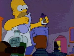 """Homer was sippin' Lean before it was cool."""