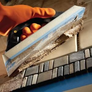 Our Best Grouting Tips. Learn to use the right tools and materials for successful grouting on any tile job. A proper grout mix and application technique will give your tile work a great look that will last. Along the way we'll show you how to avoid the pitfalls that lead to grouting disasters.
