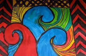 Image result for koru art