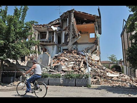 CERN Location Hit By Earthquake 6.4 Magnitude In Italy (Video) | Paranormal