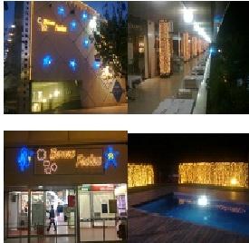 Nuestra recomendación del día:  Decoración e iluminación para navidad luces, cortinas, guirnaldas  #anuncios #gratis #segundamano #comprar y #vender #Barcelona #España