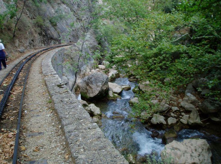 Diakofto–Kalavryta Railway ~ Οδοντωτός Σιδηρόδρομος