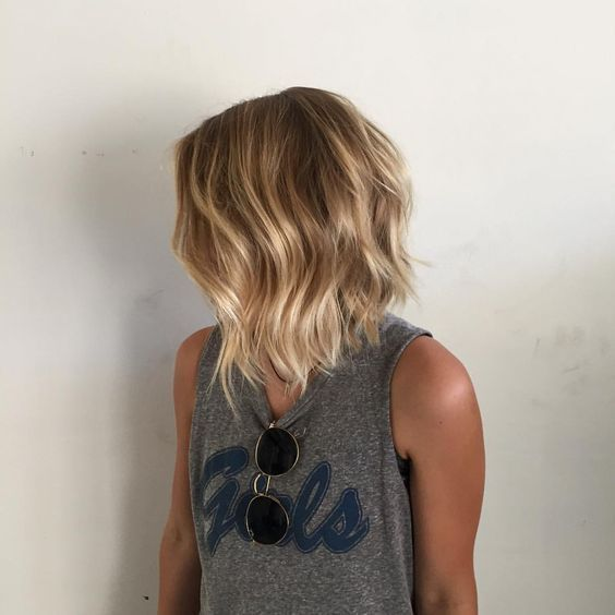 Amazing Chopped Bob Hairstyles for Short and Medium Hair 2019