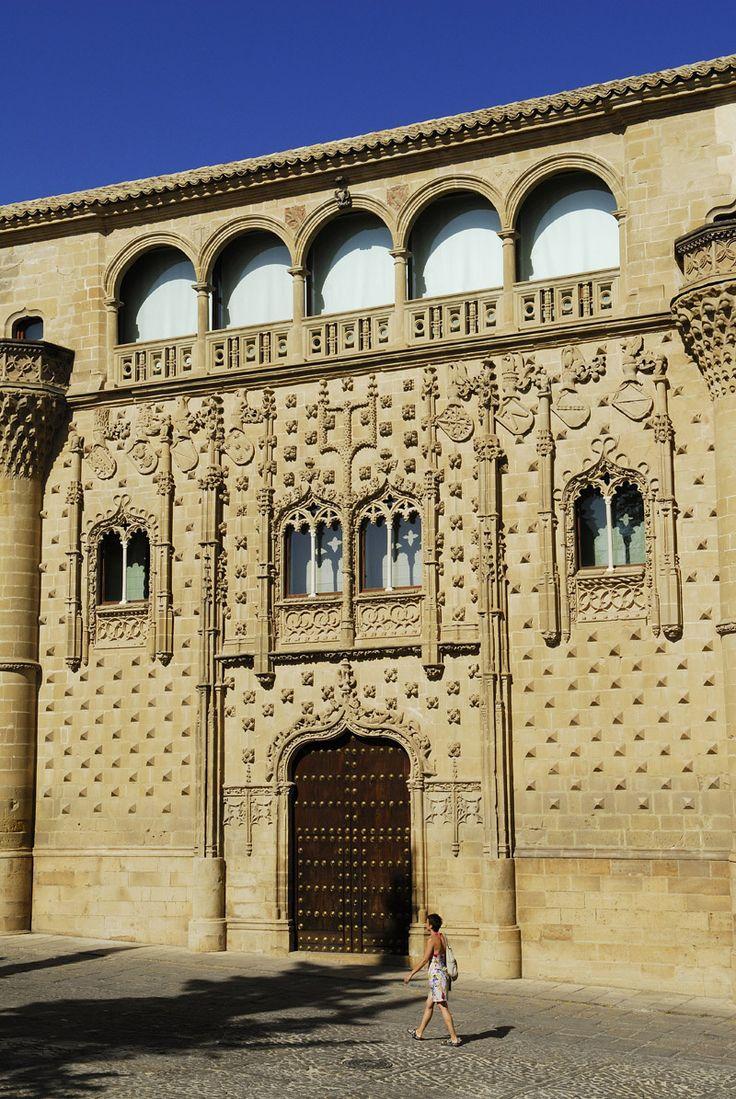 Baeza (Jaen) fue declarada,en el 2003          Patrimonio de la Humanidad,por la Unesco,   España