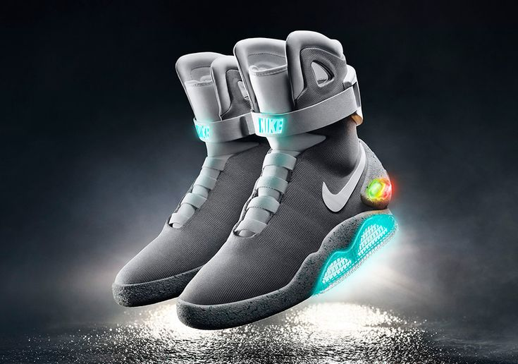 The Nike Mag 2016 Will Release Via Live Auctions Beginning Tomorrow