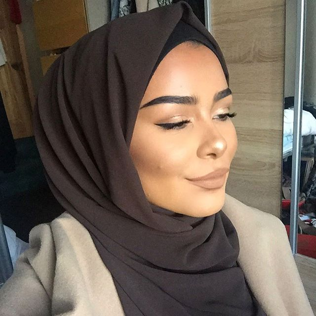 My Eid makeup did  I pray you all have an enjoyable evening ❤️