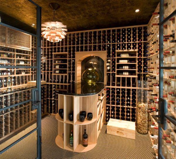 Weinkeller einrichten tipps  Die besten 25+ Weinkeller Ideen nur auf Pinterest | Heim ...