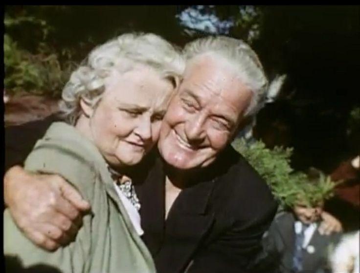 Pop and Nana Kelroy