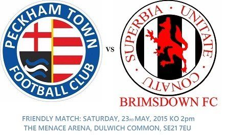 Peckham Town vs Brimsdown - News - Brimsdown FC