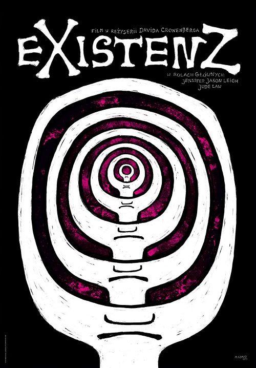 Existenz, Polish Poster