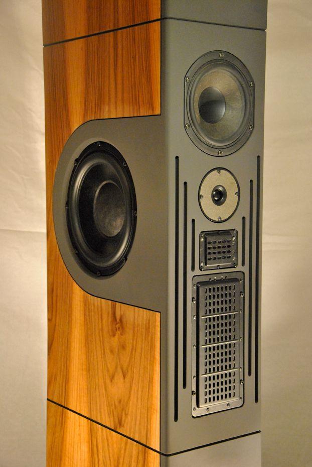 NPS 1000 Insignis · Speaker DesignTowers