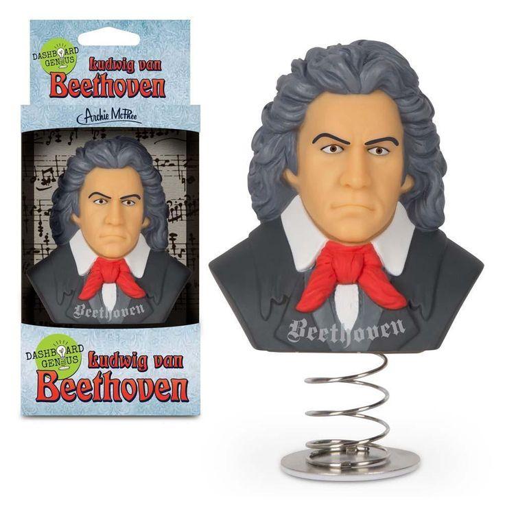 Dashboard Genius Beethoven Classical music, Dog mom