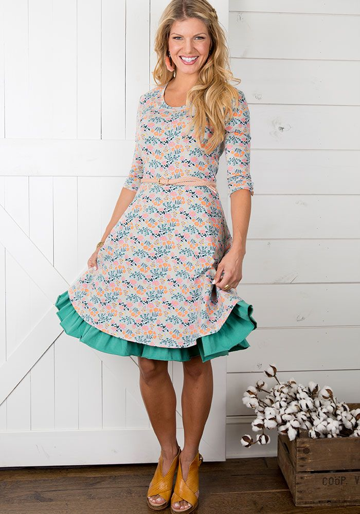 Women Matilda Jane Clothing (Down On The Farm dress
