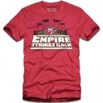 The Empire Strikes Back 49er shirt/Small-2xl
