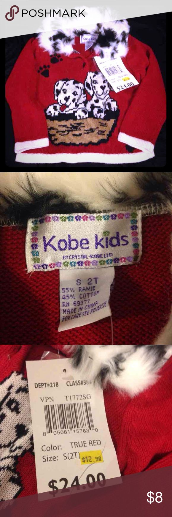Kobe Kids Top Kobe Kids. Brand new. Add to another purchase and avoid additional shipping fees. Kobe Kids Shirts & Tops Sweaters