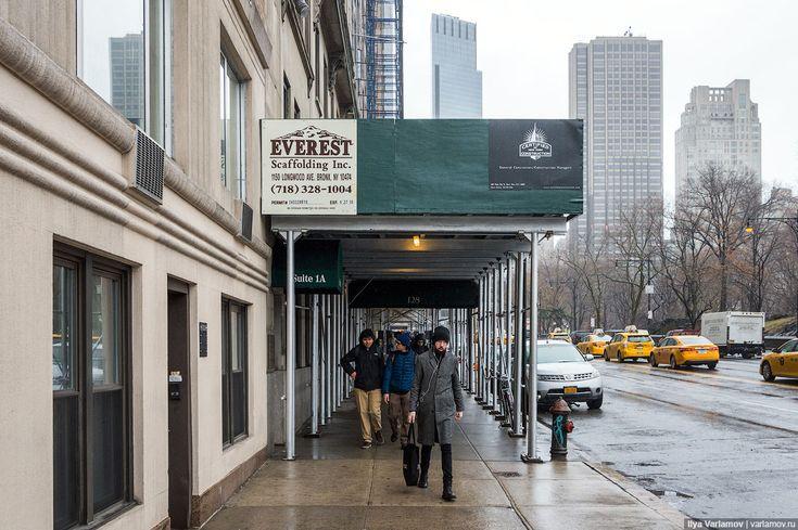 Нью-Йорк: странная мода, плохие дороги и отель будущего – varlamov.ru